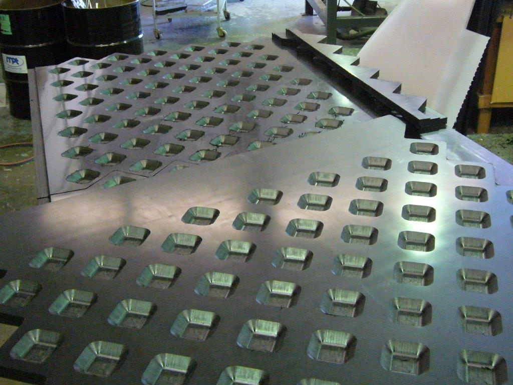CNC Cut Plastic Mould