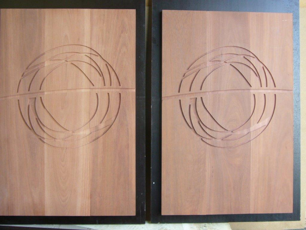 CNC Machine Plywood